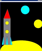 Пишем космос